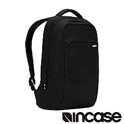 INCASE ICON Lite 15吋 鑽石格紋超輕量筆電後背包 (亞洲限定版-黑)