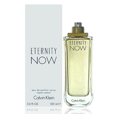 Calvin Klein Eternity Now 即刻永恆女性淡香精100ml Test