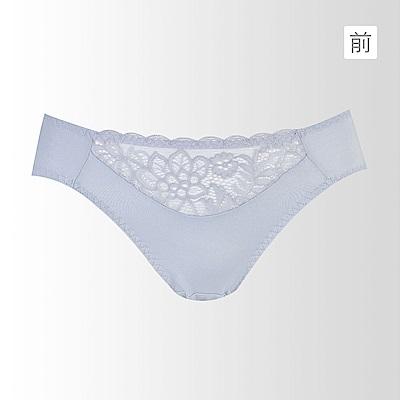 蕾黛絲-超值嚴選異國風情搭配低腰內褲M-EL(淡藍紫)