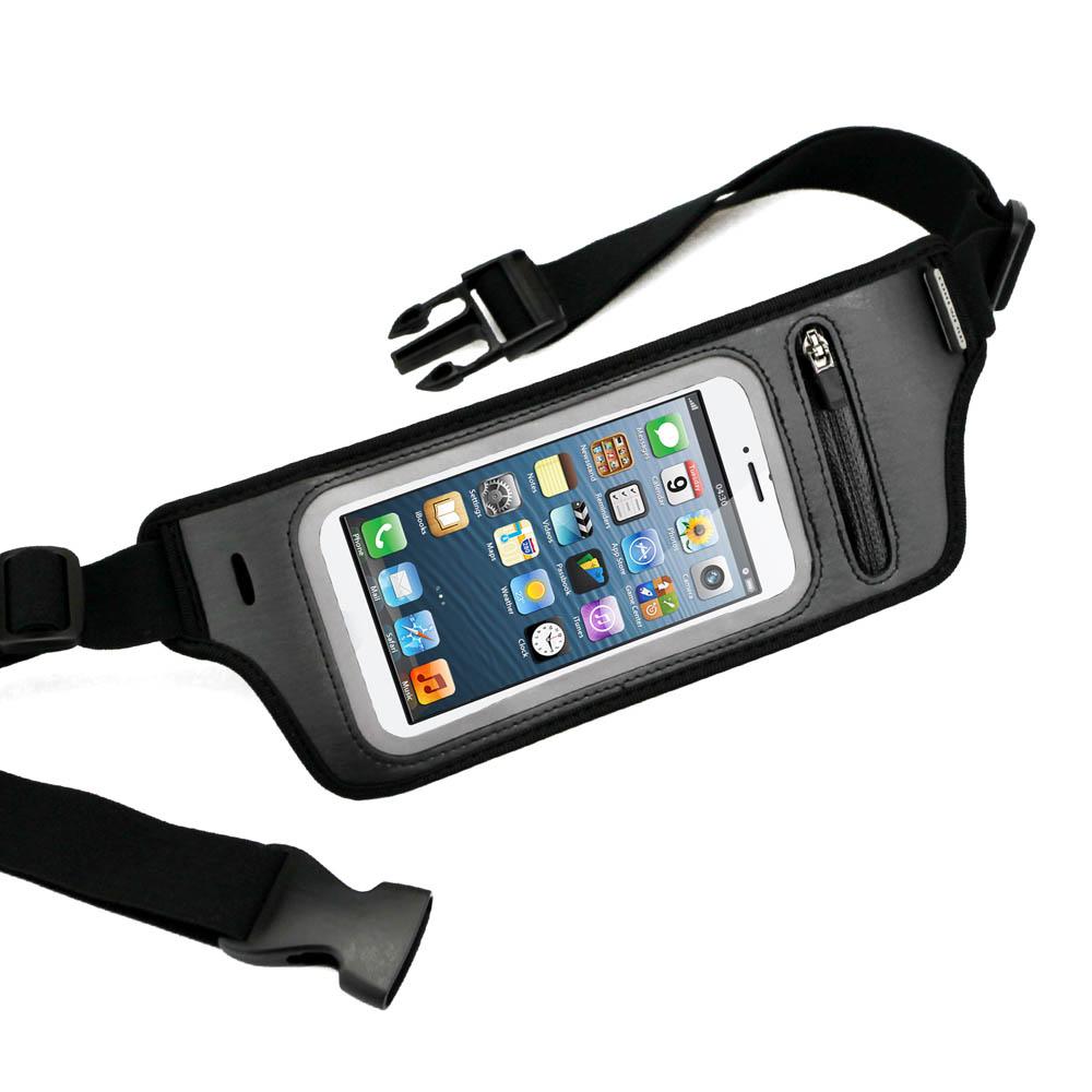 Tunewear JOGPOCKET Smartphone 新一代運動腰包(黑)