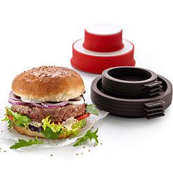 LEKUE 漢堡肉製造器+麵包模