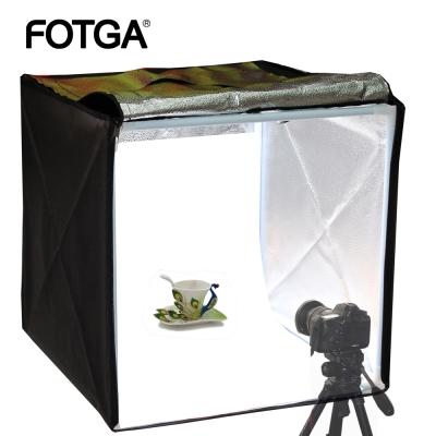 FOTGA 攜帶型攝影光棚(LED-T74)
