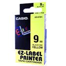 CASIO 標籤機專用色帶-9mm【8色任選】