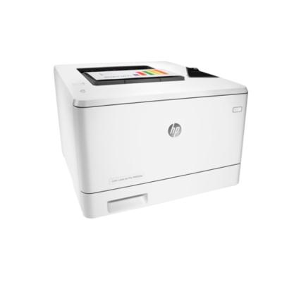 HP Color LaserJet Pro M452DW 個人彩色雷射印表機
