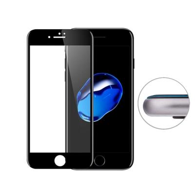 iPhone8 Plus 5.5吋 3D曲面全滿版玻璃貼/保護貼