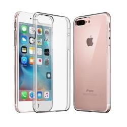 水漾 iPhone7 Plus (5.5吋)100%透明PC手機殼