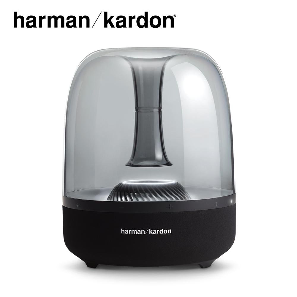 harman/kardon AURA STUDIO 2 全指向藍牙無線喇叭II (煙燻黑)