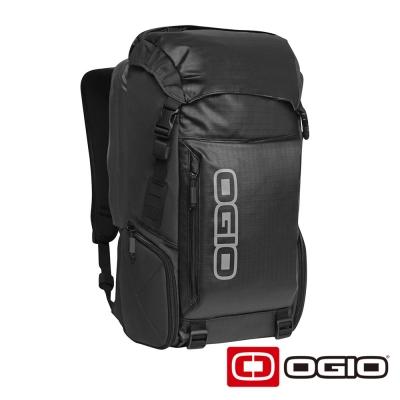 OGIO THROTTLE 15吋 高效能戶外後背包-黑色
