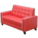 《Homelike》時尚經典沙發-雙人座(兩色可選)