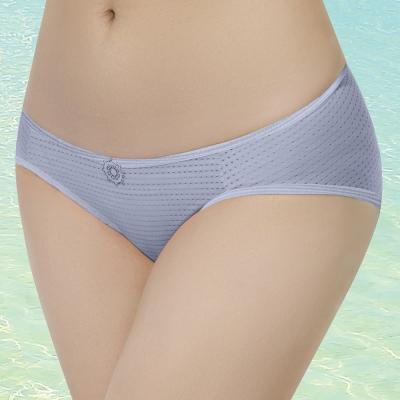 推easybody-運動甜心 中低腰三角褲(藍紫色)