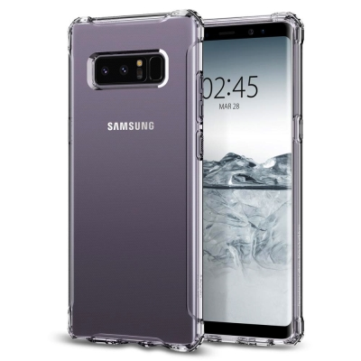 Spigen Note 8 Rugged Crystal-彈性防震保護殼