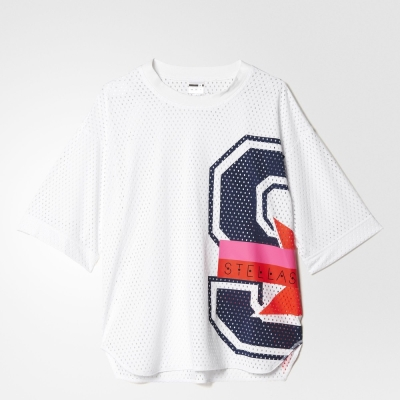 adidas-STELLASPORT-女-短袖上衣