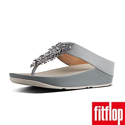FitFlop RUMBA TOE-THONG SANDALS鴿子藍