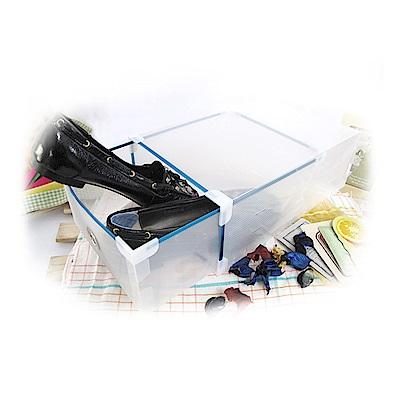 糊塗鞋匠 優質鞋材 G27 抽屜式包邊鞋盒(一個)