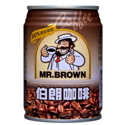 金車伯朗咖啡