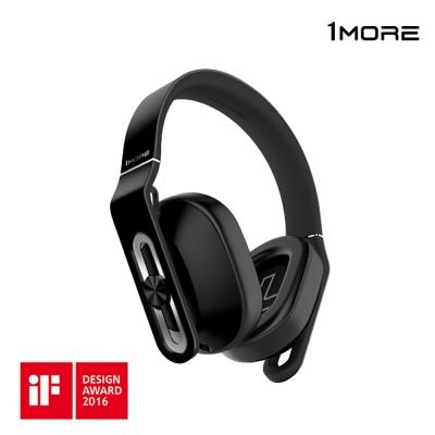 1MOR MK801B 耳罩式耳機 (黑)