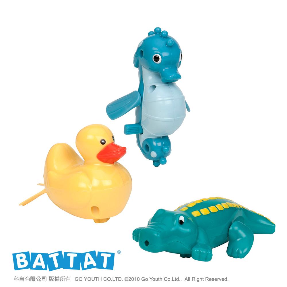 美國【Battat】打水漂漂(噴射海馬)