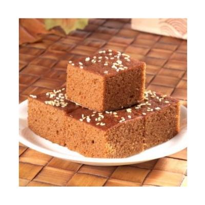 水月堂 黑糖糕+紅豆糕(各2入組)