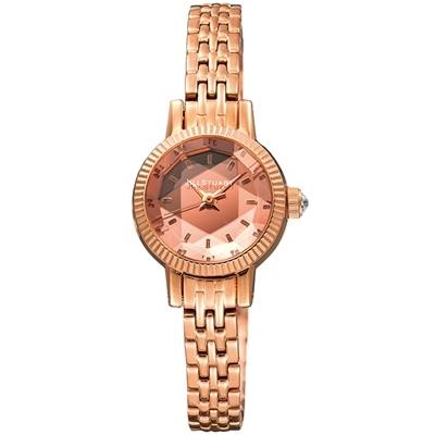 JILL STUART Gem Special系列典雅時尚腕錶-玫瑰金/20mm