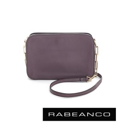 RABEANCO-LUXURY極致奢華系列鍊帶包-紫