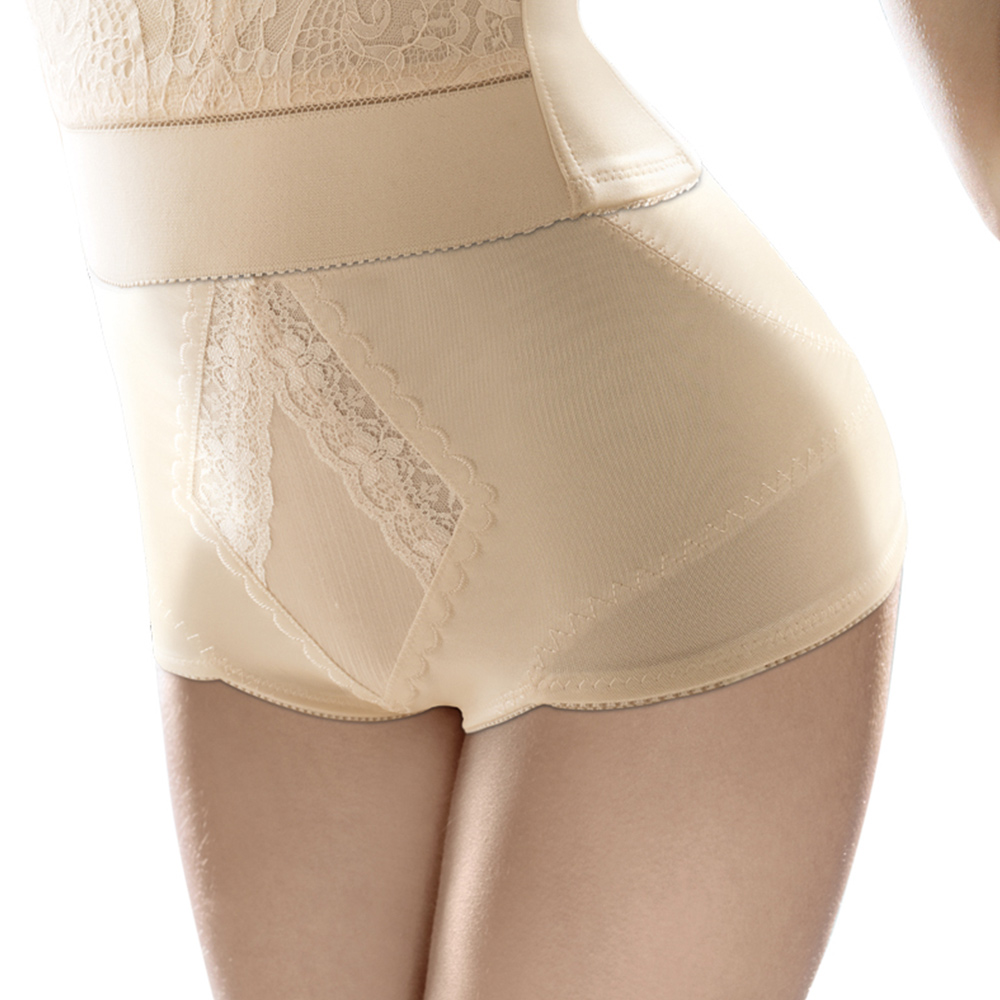 黛安芬-經典款短束褲 S-EEL(膚)