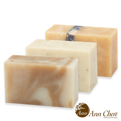 陳怡安手工皂-天然艾草抗菌沐浴三入組