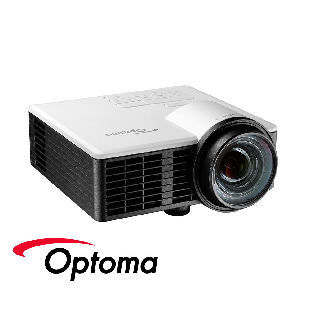 [快速到貨]Optoma ML750ST WXGA LED短焦微型投影機