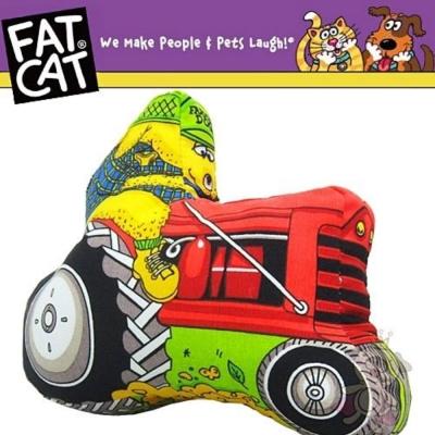 FAT CAT 拖車造型發聲啾啾玩具
