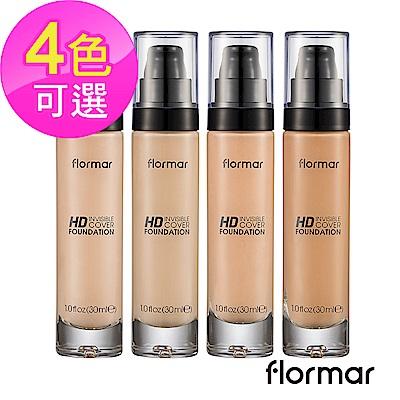 法國Flormar -  HD Zoom-in無暇粉底液30ml (4色)