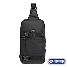 OUTDOOR-黑色元素系列-單肩包-黑-OD181109BK