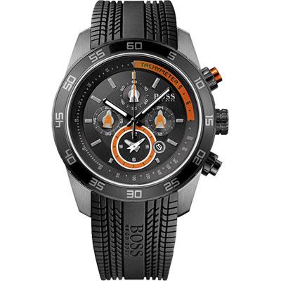 Hugo Boss F1一級方程式賽車紀念錶款-46mm