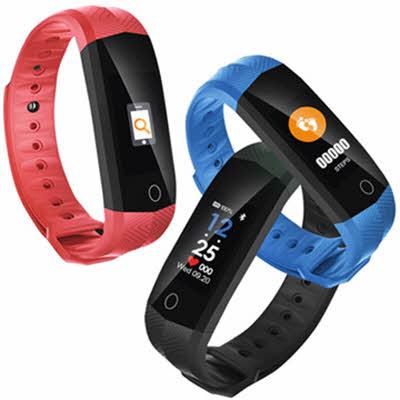 IS愛思 ME16HO 彩屏運動健康管理智慧手環