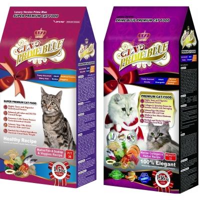 LV藍帶精選 活力成貓1.5kg+美容成貓1.36kg 2包促銷組