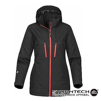 【加拿大STORMTECH】EB-3W 全防水機能外套-女-黑紅
