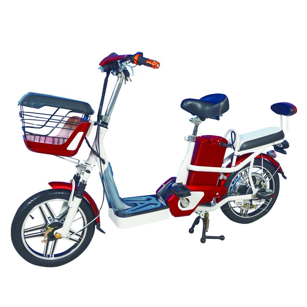 勝一EV-16S電動輔助自行車