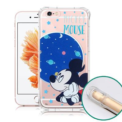 迪士尼授權正版 iPhone 6/ 6S Plus 5.5吋空壓安全手機殼(米奇...