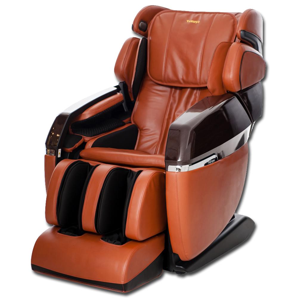 tokuyo 3D-Master旗艦級全方位零重力按摩椅TC-689