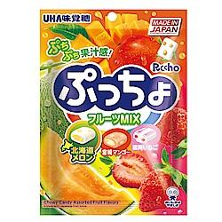 UHA味覺糖 普超軟糖-水果味(90g)