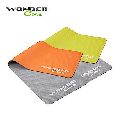 Wonder Core TPE彈性防滑瑜珈墊 (6mm)