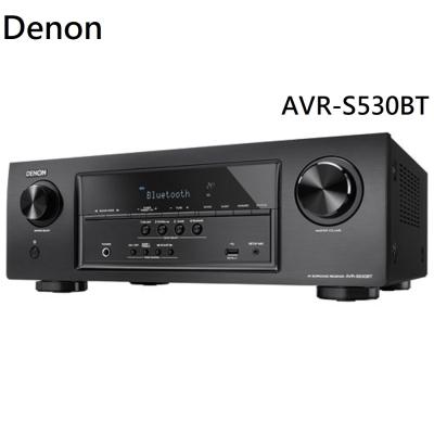 Denon AVR-S530BT 5.2聲道環繞擴大機 加贈發燒線材