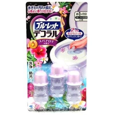 小林製藥 馬桶凝膠除臭劑-紫色花香(23g)