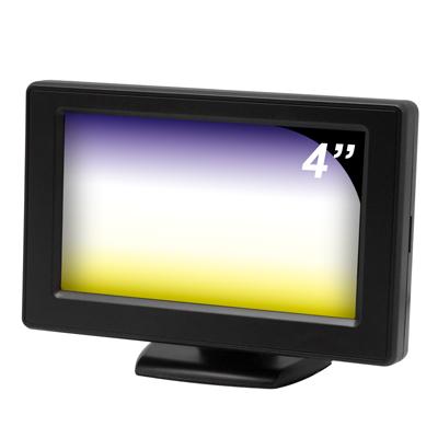 奇巧CHICHIAU 4吋LCD輕巧型螢幕顯示器