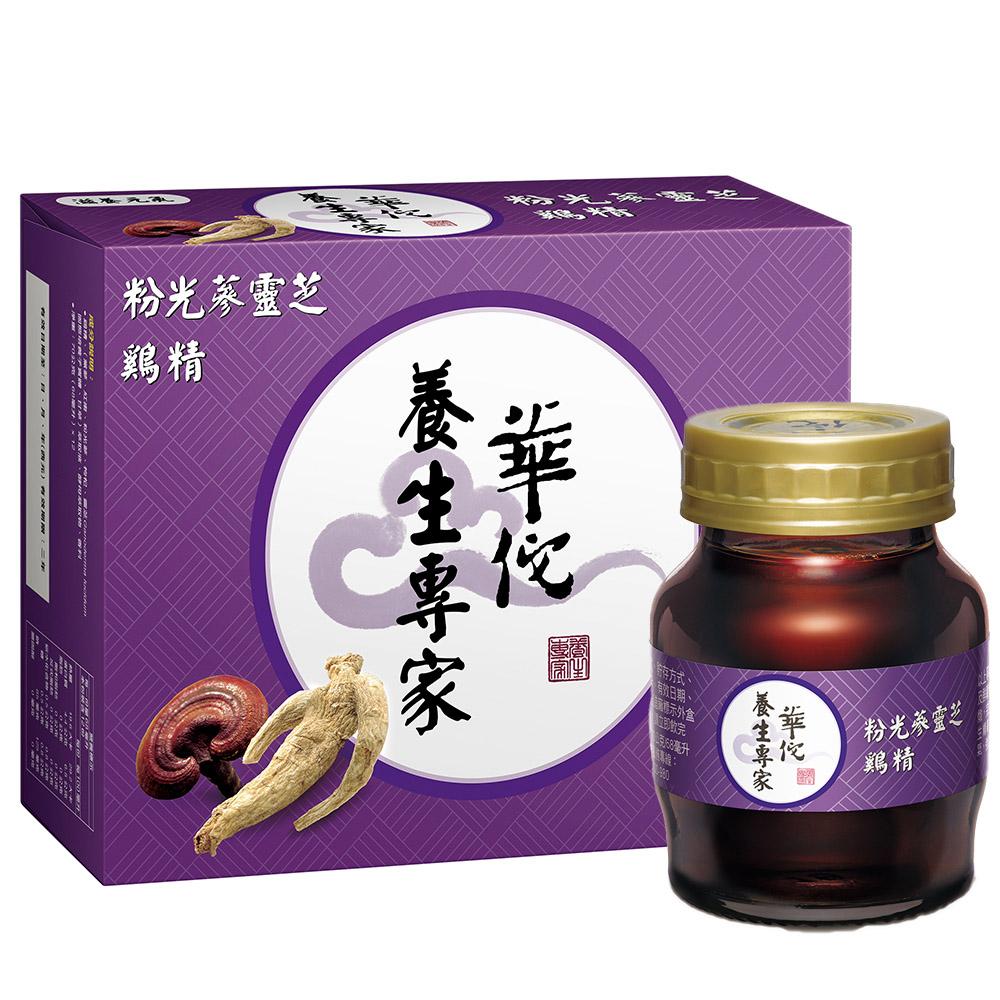 華佗  粉光蔘靈芝雞精 (70g x 12入)