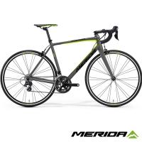 (無卡分期-12期)《MERIDA》美利達 Scultura 400 灰/綠