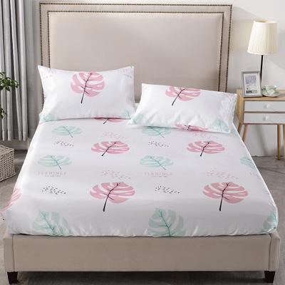 Grace Life 輕描時光 雙人可水洗涼感絲床包三件組