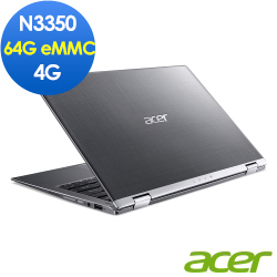 Acer SP111-32N-C3TR 11.6吋筆電(N3350/4G/