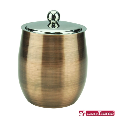 Tiamo 不鏽鋼篩粉器組合-孔徑0.4mm(HG1760)