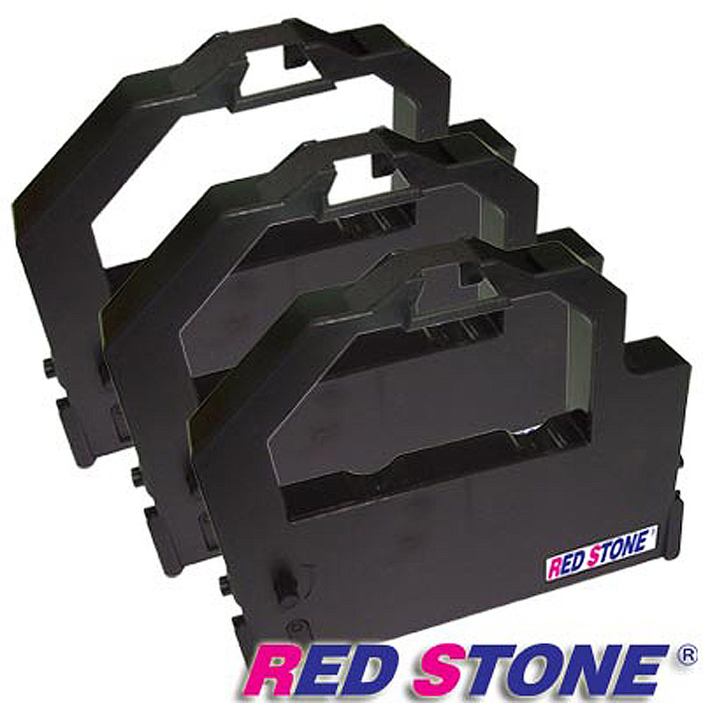 RED STONE for NEC P5300/P6300黑色色帶組(1組3入)