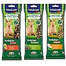 Vitakraft 3合1精華素配方兔子棒棒糖 三包組