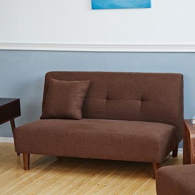 Bed Maker-雪靴走路 2P雙人/布沙發/日系沙發(二色‧附抱枕)